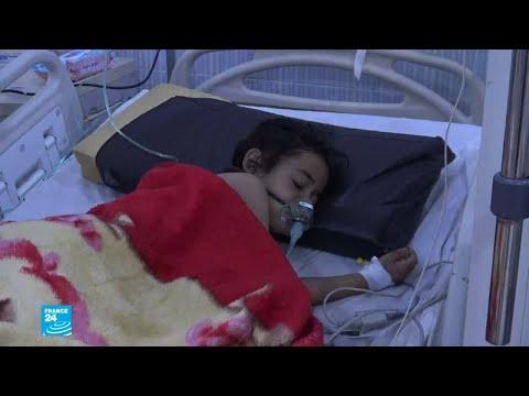 الدفتريا.. وباء آخر يهاجم اليمنيين  - نشر قبل 2 ساعة