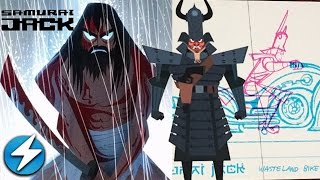 New Samurai Jack 2016 Season 5 Preview - Violent Jack 50 Years In The Future | Cartoon Network