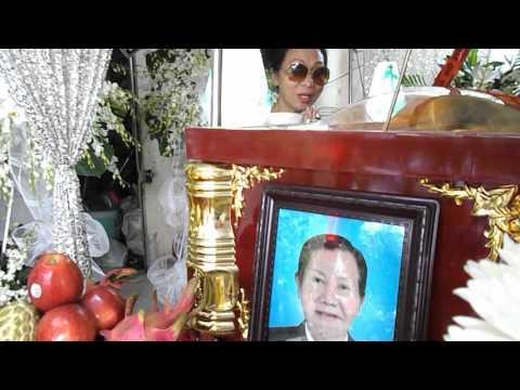 Đám tang  Duy Ngọc     27-1-2016