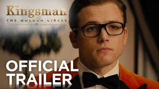 TRAILER - Kingsman: The Golden Circle by : The Late Late Show with James Corden