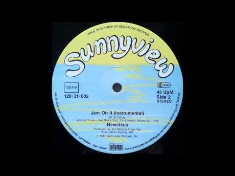 Newcleus - Jam on it (Instrumental)