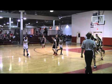 Gymrats Spiece 2021 vs  Ohio Basketball Club at NYBL Session 3 Washington DC