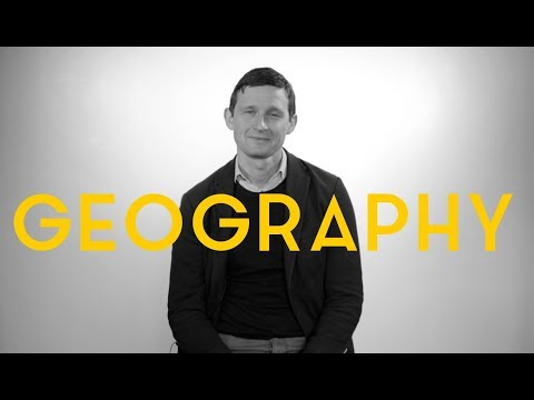 Why study in the Department of Geography and Earth Sciences?