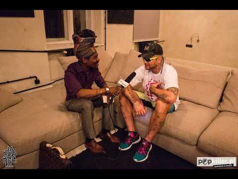 """Riff Raff - interview - dropping out of school, Vegas, """"Peach Panther"""" movie (Popkiller.pl)"""