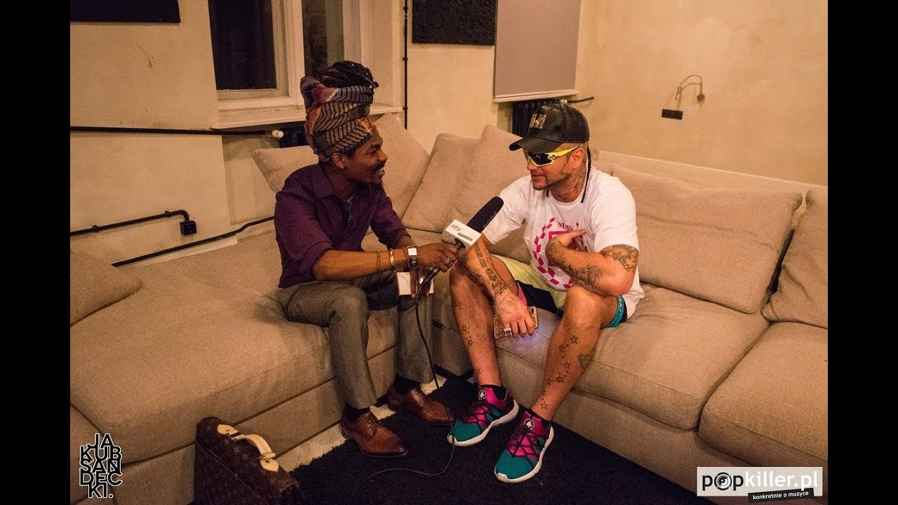 """Riff Raff – interview – dropping out of school, Vegas, """"Peach Panther"""" movie (Popkiller.pl)"""