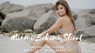 Behind the Scenes with Bikini Luxe