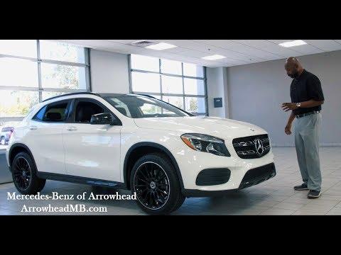 Walkaround - 2018 Mercedes-Benz GLA 250 4MATIC SUV from Mercedes Benz of Arrowhead