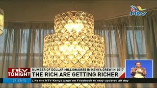 Dollar millionaires have increased in Kenya