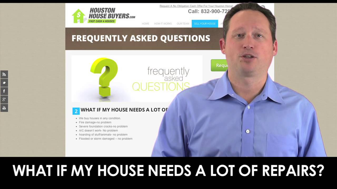 WHAT IF MY HOUSE NEEDS A LOT OF REPAIRS?