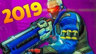 Beasty Plays Overwatch In 2019?!!