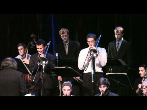 CAL POLY JAZZ BAND 1 - Fall Jazz Concert 2010 - Irrelevant Incompetent and Immaterial