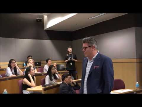 CME Luxury Seminar Series Seminar (24th March 2017) Mark Ritson, Melbourne Business School