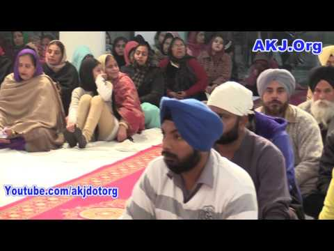 005 Ferozepur Samagam 9 10Jan2016 Reansabaayee Bhai Harpanthpreet Singh Jee Gurdaspur
