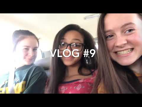 Vlog 9 at the mall w emerson Maeley Josie and mak