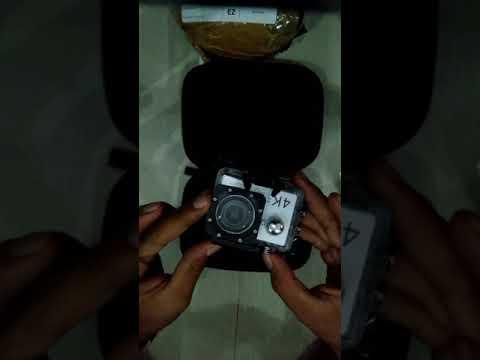 UNBOXING   REVIEW Gopro KOGAN 4K ultra HD harga murah kualitas tinggi