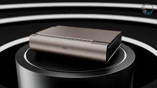 JmGO SA Laser Ultrashort Throw Projector Screenless TV