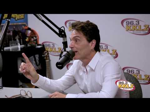 KKLZ Morning Show talks to Richard Marx