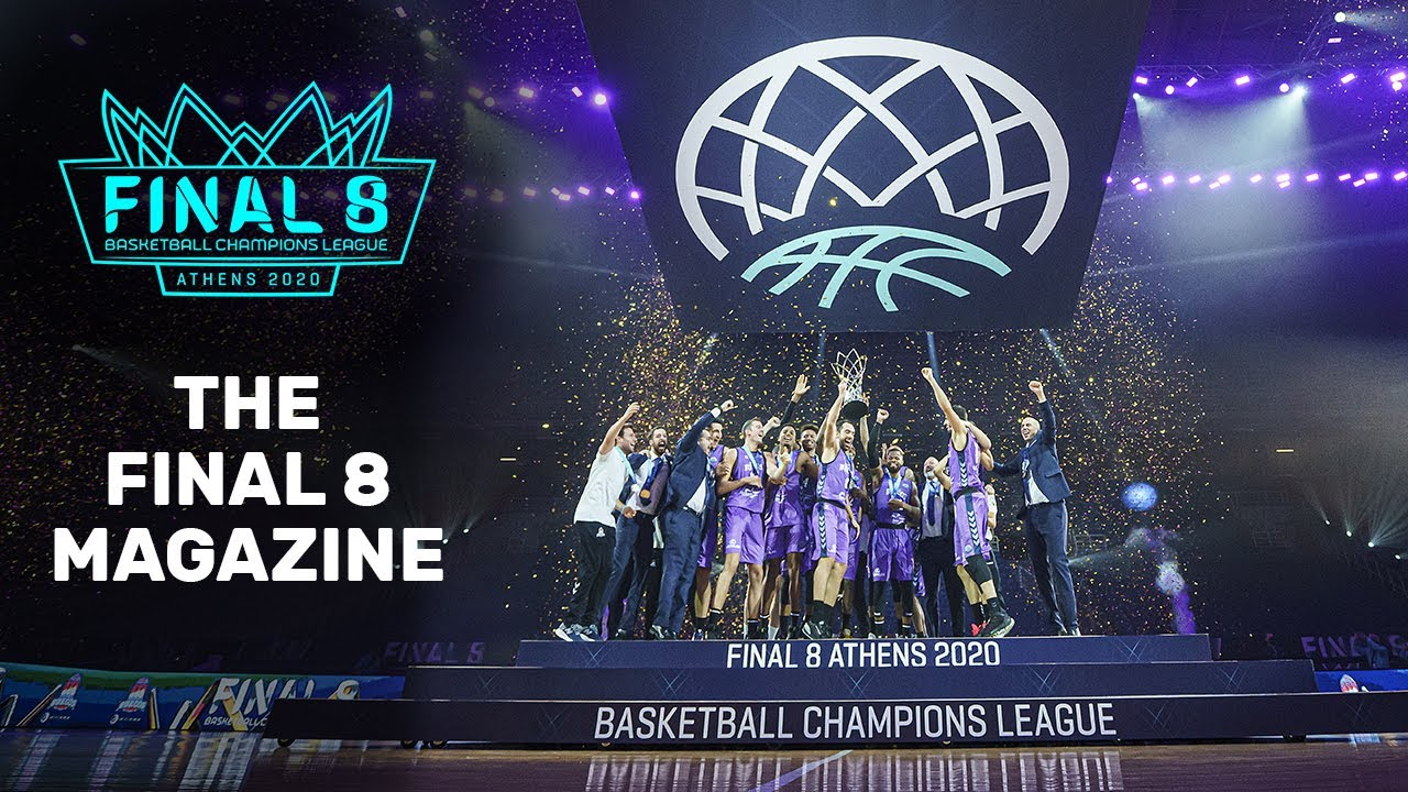 FINAL 8 Show - The Review! | Basketball Champions League 2019