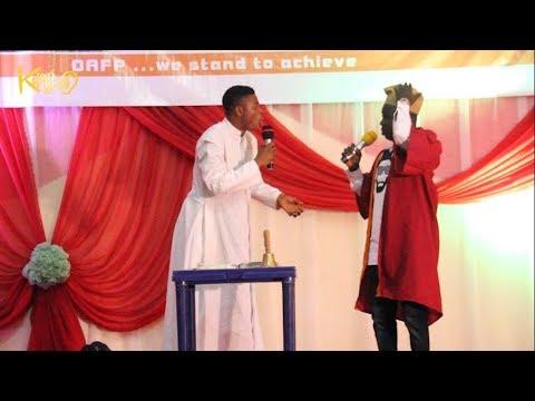 Woli  Agba And Dele|  Odunlade Adekola Film's Production | OAFP 2018 Graduation Party