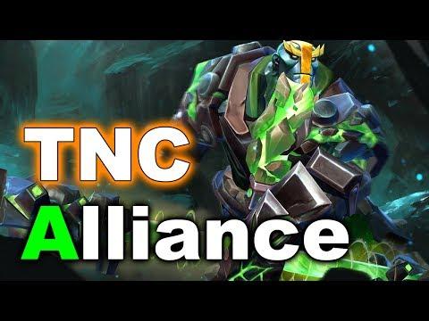 ALLIANCE vs TNC - StarLadder Invitational 2 DOTA 2