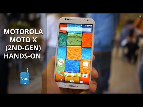 Motorola Moto X (2nd-gen) hands-on
