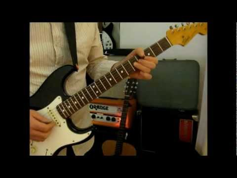 MY GENERATION - THE WHO - GUITAR BREAKDOWN - LESSON - HD