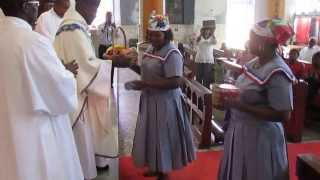 Gambar cover Thanksgiving Day Offertory Procession SPPC