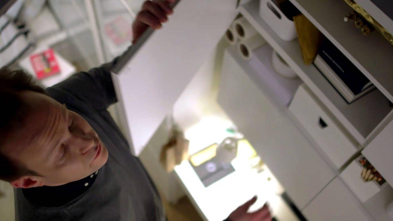 Ideen Von Ikea Wenig Platz Viel Stauraum Youtube