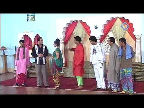 Iftiqhar Thakur Funny Stage Drama Clips