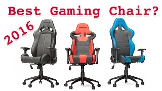 Best Gaming Chair of 2016