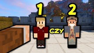 KOGO POKONAĆ PIERWSZEGO - Minecraft