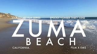ZUMA BEACH : STOKED! ART FILMS # 39