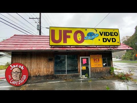 Abandoned UFO Video Store, Abandoned Car Wash, And Pal's Sudden Service