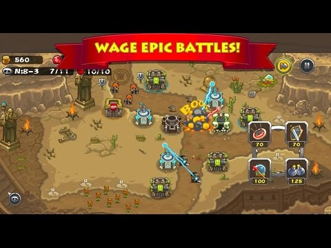 Horde Defense - Android Gameplay HD
