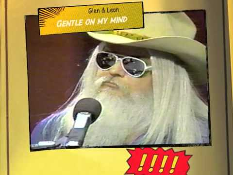 Glen Campbell & Leon Russell - Live 1983 - Gentle on my mind
