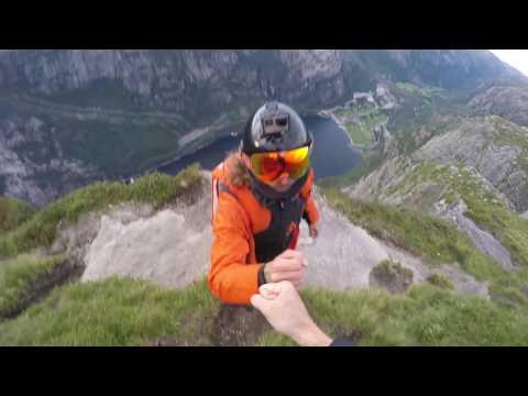 BASE Jumping Through Europe