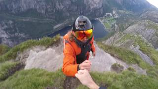 BASE Jumping Through Europe