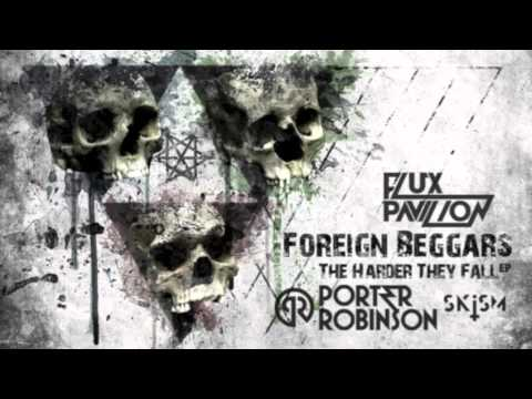 Still getting lines in the state foreign beggars vs porter robinson feat skism vs flux pavilion