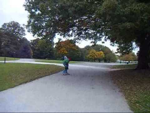 Longboarding Crystal Palace Sessions PT.1