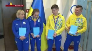 Україна підтвердила свою участь у зимовій Олімпіаді 2018 року?>