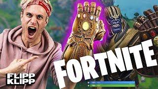 JEG ER THANOS! - Fortnite Avengers Infinity Gauntlet