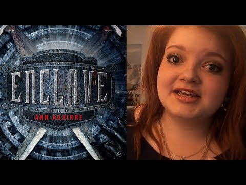 ENCLAVE BY ANN AGUIRRE | book review + book discush - YouTube