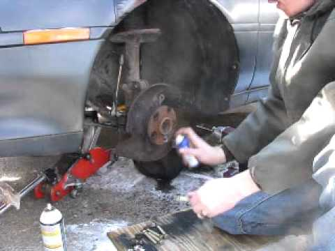 How to - Remove & Install Wheel Studs