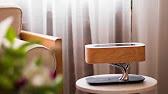 Bluetooth светильник Home Tree - акустика Harman kardon - Зарядка .