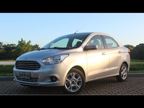 Teste Novo Ford KA SE 1.5 ( ka sedan ) ( Car teste  )