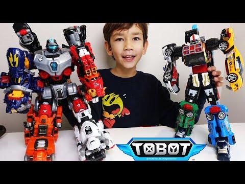 ТОБОТЫ или РОБОТЫ - Тоботы Челлендж и Роботы Металионы - Игрушки Тоботы Трансформеры новый сезон