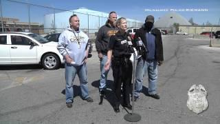 Stolen Autos Sold as Scrap