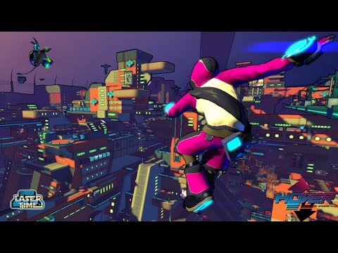 Hover: Revolt of Gamers - Jet Set Radio's Future?