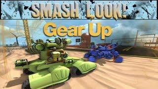 Smash Look! - Gear Up Alpha Gameplay