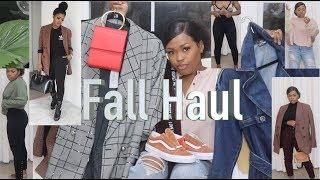 2018 Huge Fall Try On Haul!